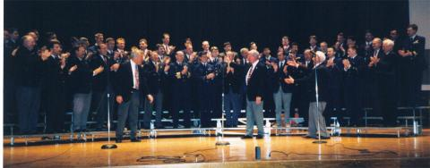 40th Year Reunion: Concert Photo